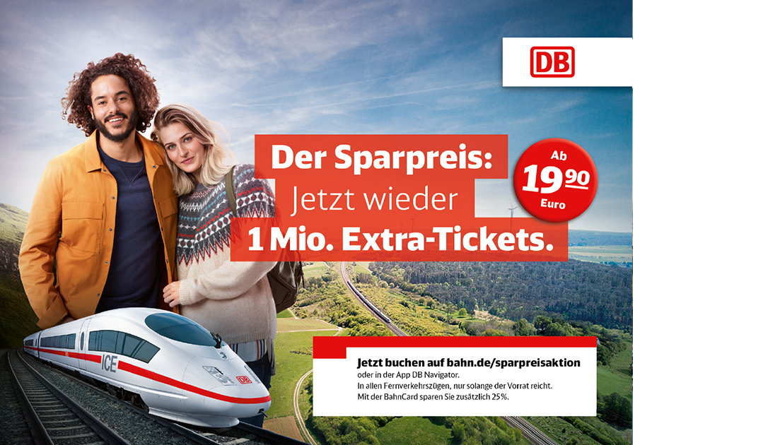 DEUTSCHE BAHN, Kevin E., EVERYDAY PEOPLE