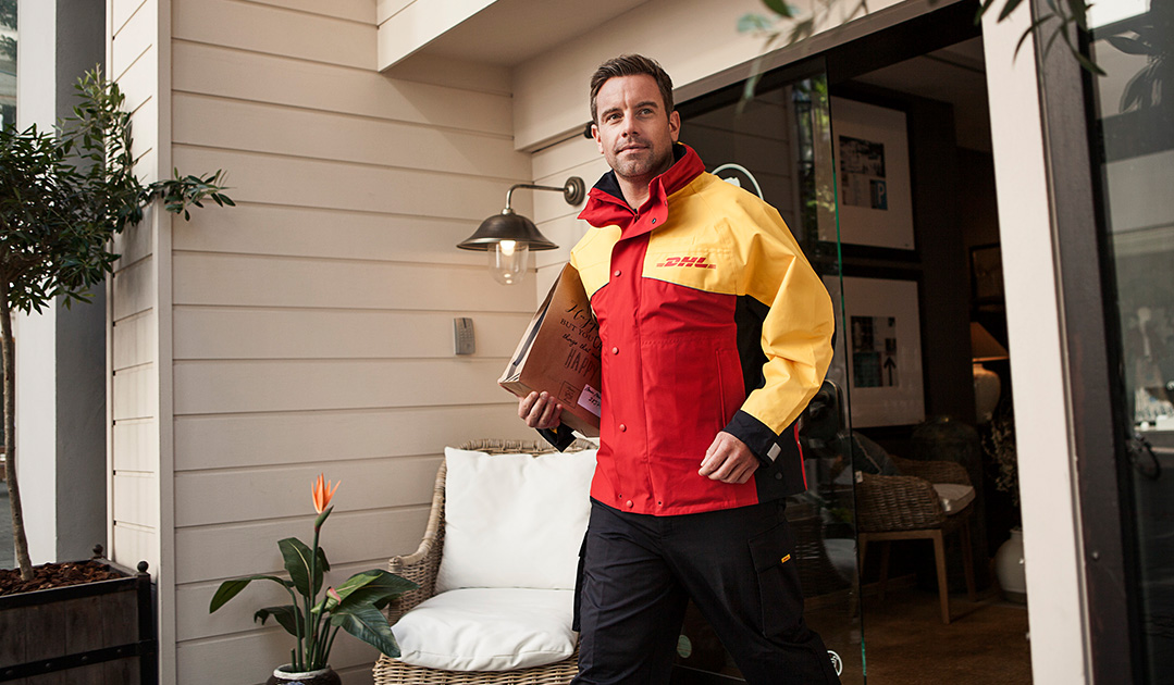 DHL, Felix Eisenmeier, EVERYDAY PEOPLE